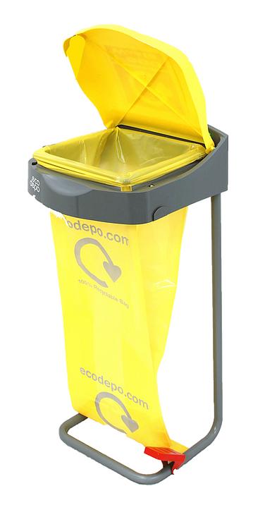 Recycling Pedal Bin - EcoDepo
