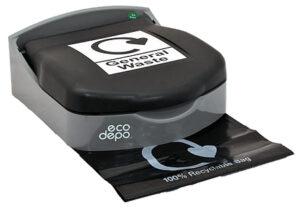 Wall mounted bin - EcoDepo