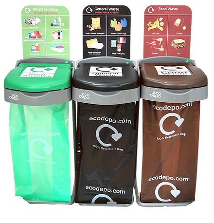 Recycling Stations - for office & busines